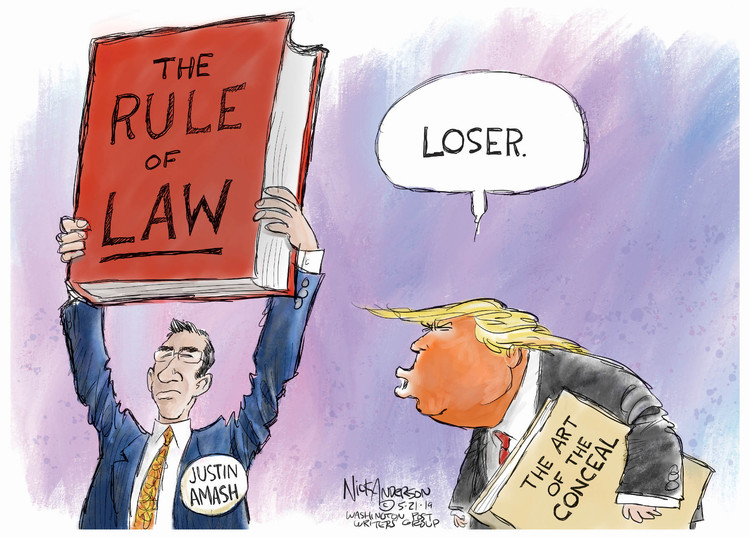 Nick Anderson by Nick Anderson for May 21, 2019