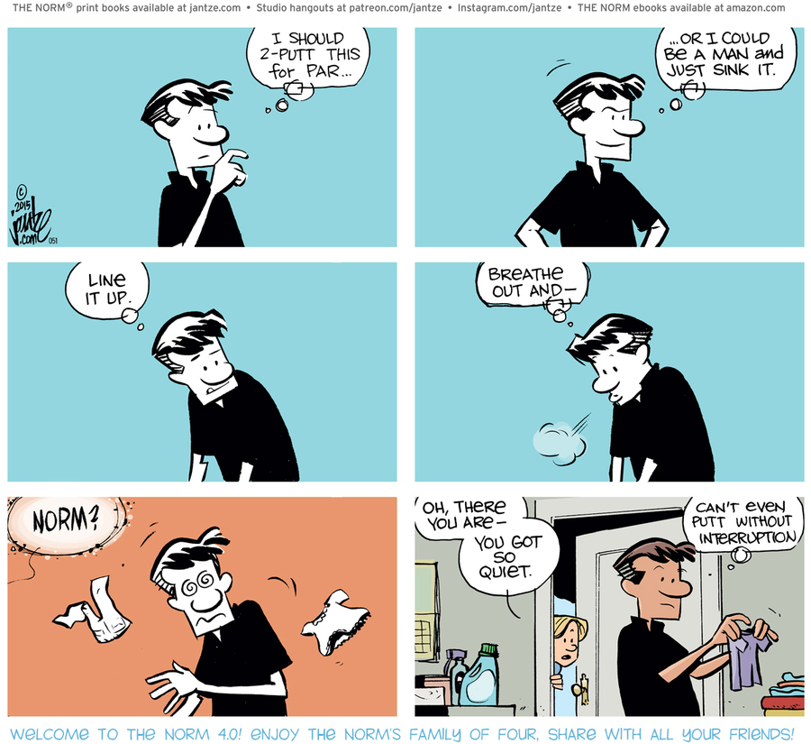 The Norm Classics Comic Strip for January 13, 2021