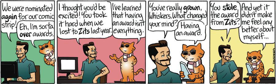Beardo Comic Strip for November 10, 2014