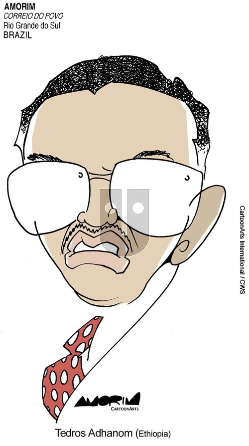 ViewsAfrica - Sunday March 29, 2020 Comic Strip