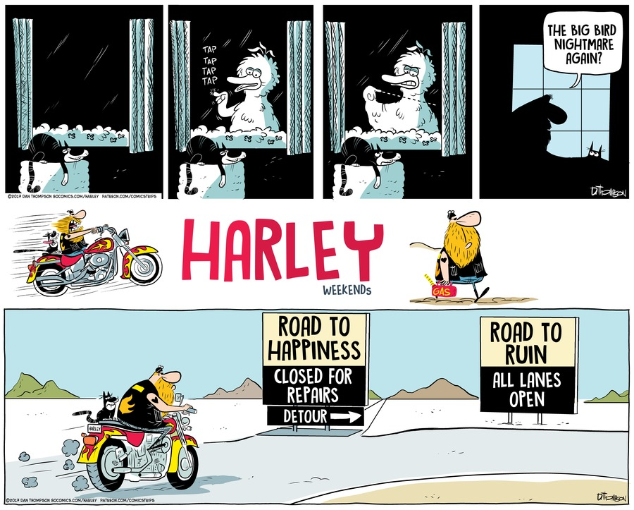 Harley by Dan Thompson for May 05, 2019