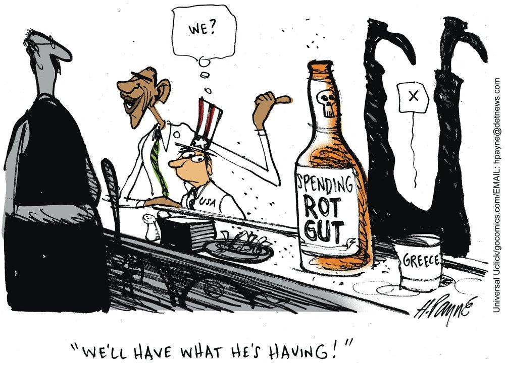 Henry Payne Comic Strip for November 06, 2011