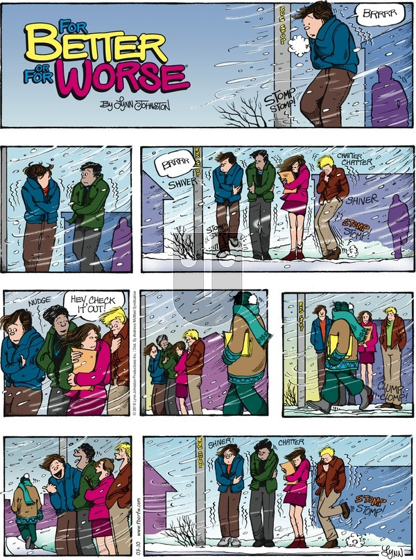 For Better or For Worse on Sunday March 10, 2019 Comic Strip