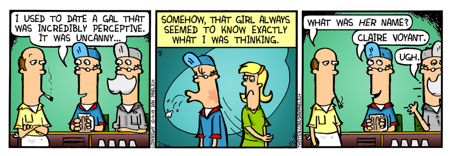 Just Say Uncle Comic Strip for October 04, 2019