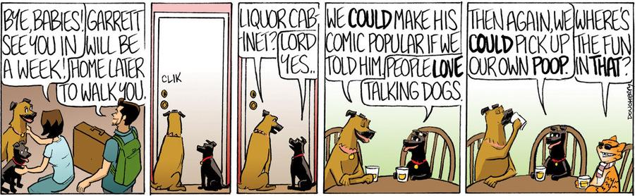 Beardo for Apr 1, 2013 Comic Strip
