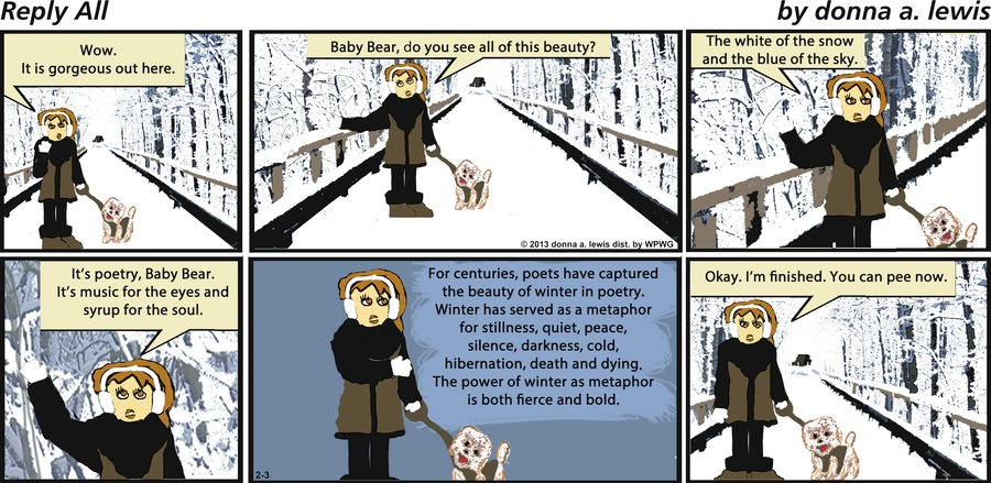 Reply All for Feb 3, 2013 Comic Strip