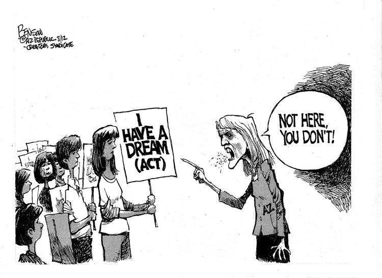 Steve Benson Comic Strip for August 19, 2012