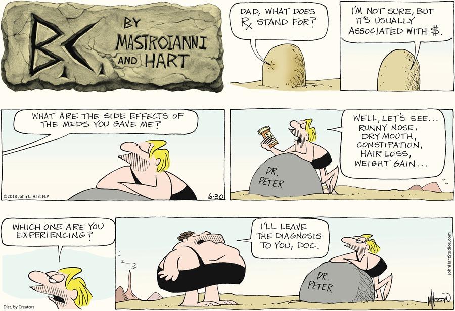 B.C. for Jun 30, 2013 Comic Strip