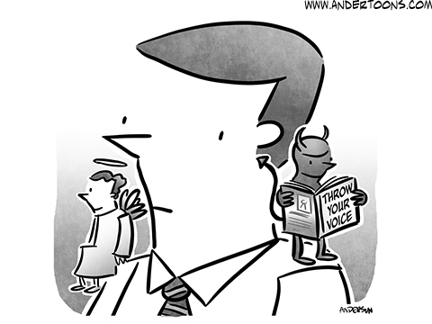 Andertoons Comic Strip for September 22, 2019