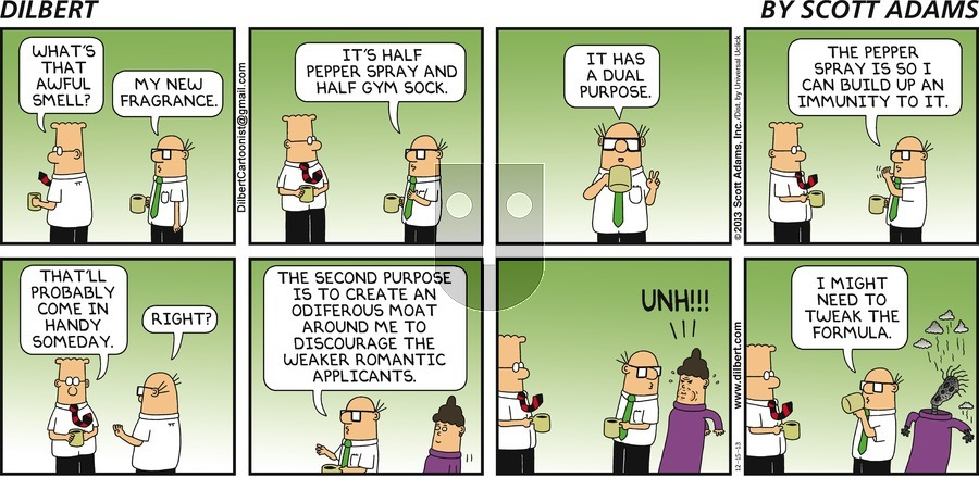 Purchase Comic Strip for 2013-12-15