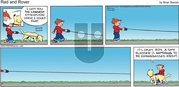 Red and Rover on Sunday March 3, 2019 Comic Strip