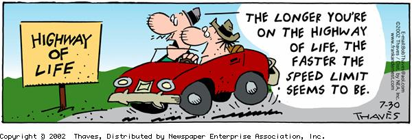 Frank and Ernest Comic Strip for July 30, 2002