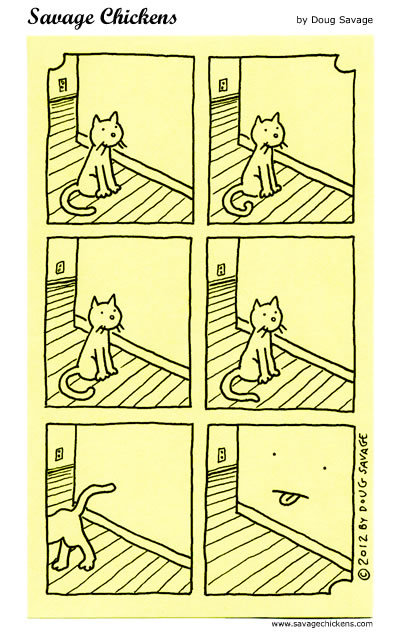 Savage Chickens Comic Strip for June 03, 2016
