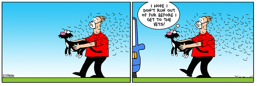 Crumb Comic Strip for August 15, 2019