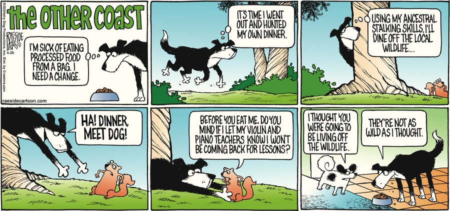 The Other Coast for Apr 28, 2013 Comic Strip