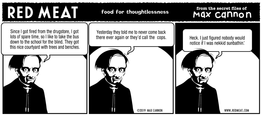 Red Meat Comic Strip for May 05, 2019