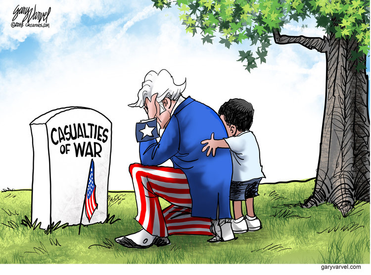 Gary Varvel by Gary Varvel for May 24, 2019
