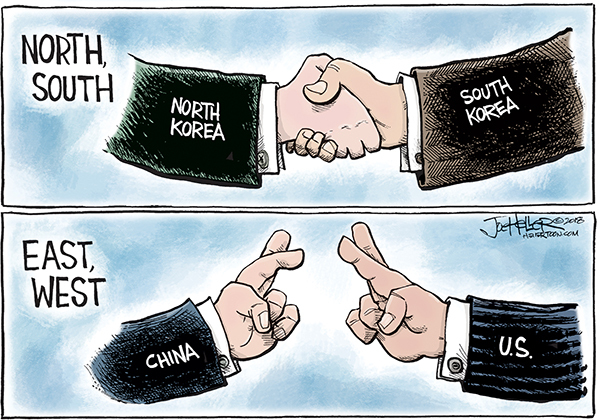 Joe Heller Comic Strip for April 30, 2018