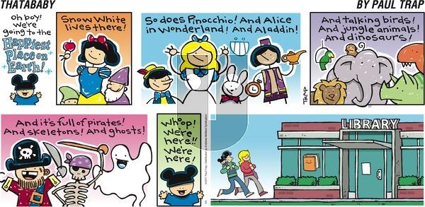 Thatababy - Sunday June 4, 2017 Comic Strip