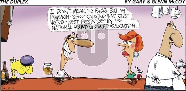 The Duplex on Sunday October 27, 2019 Comic Strip