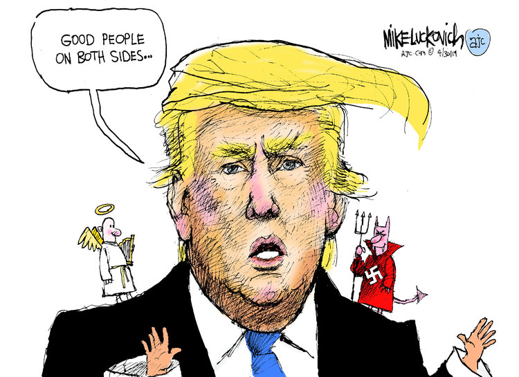 Mike Luckovich Comic Strip for April 30, 2019