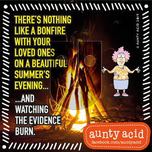 Aunty Acid on Wednesday September 25, 2019 Comic Strip