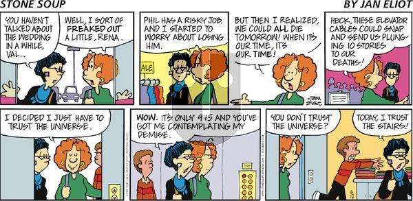 Stone Soup on Sunday June 14, 2015 Comic Strip