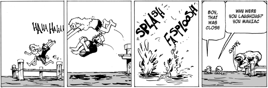 Ordinary Bill Comic Strip for July 17, 2013