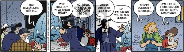 Alley Oop on Friday May 14, 2021 Comic Strip