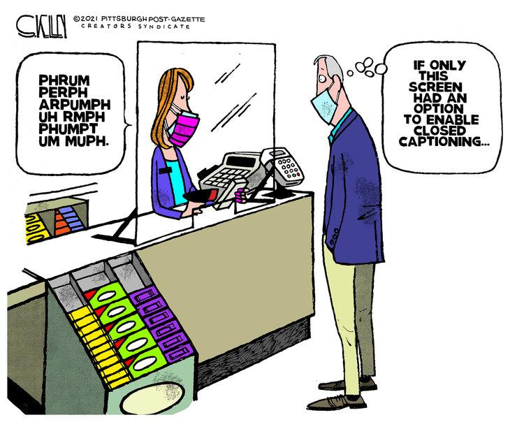 Steve Kelley Comic Strip for February 18, 2021