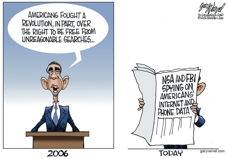 Gary Varvel Comic Strip for June 10, 2013