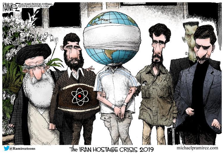 Michael Ramirez Comic Strip for November 08, 2019