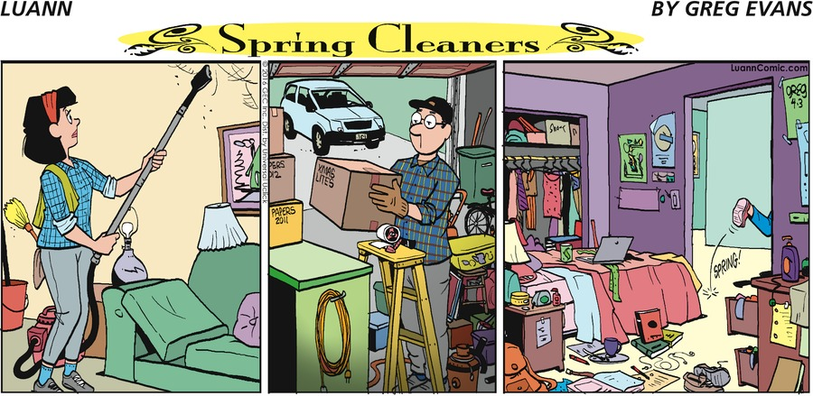 spring cleaners  spring!
