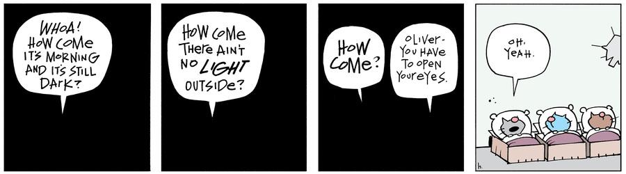 Ten Cats Comic Strip for November 09, 2019