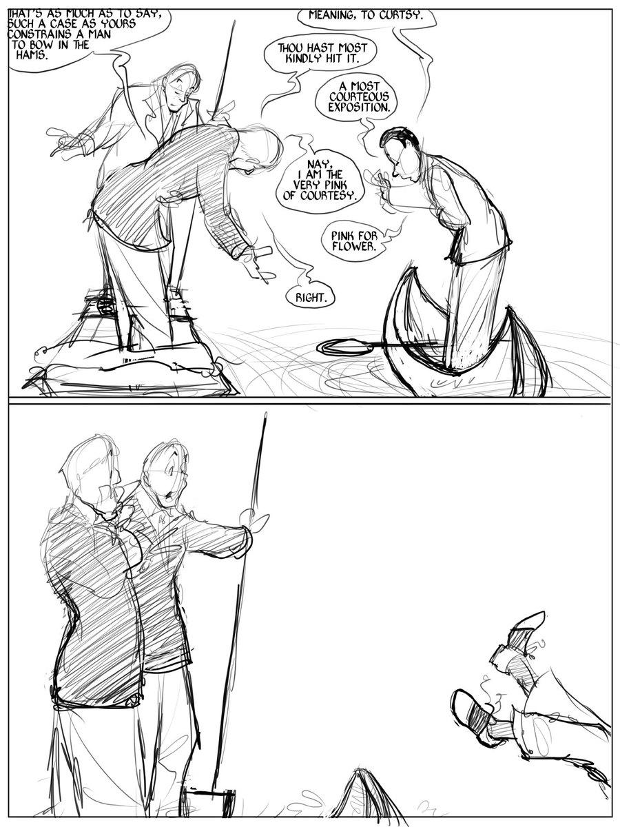 Pibgorn Sketches for Dec 6, 2013 Comic Strip