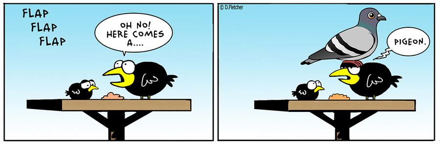Crumb Comic Strip for June 07, 2021