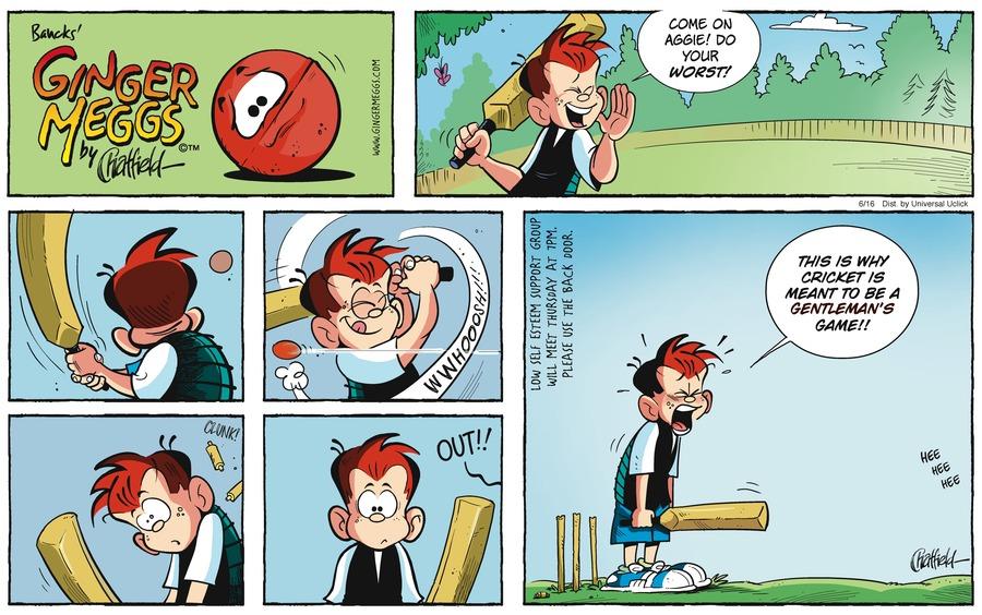 Ginger Meggs for Jun 16, 2013 Comic Strip