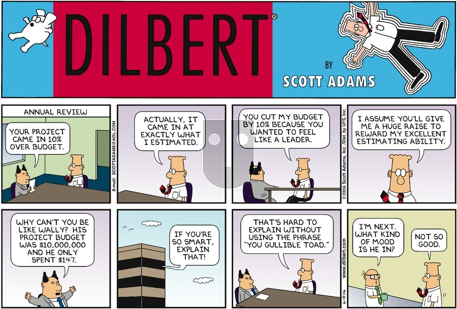 Purchase Comic Strip for 2006-06-18