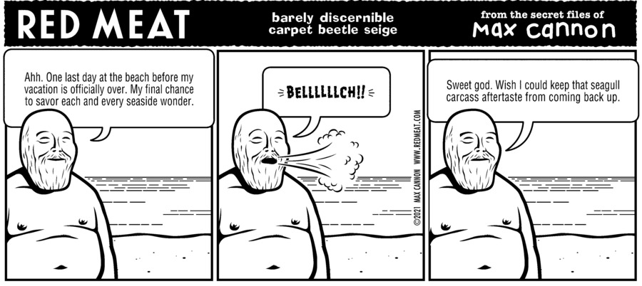 Red Meat Comic Strip for April 18, 2021