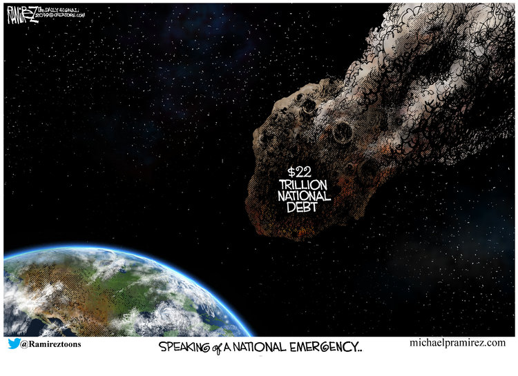 Michael Ramirez Comic Strip for February 16, 2019