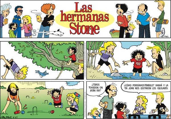 Las Hermanas Stone