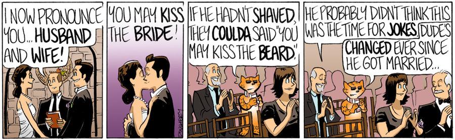 Beardo for Mar 21, 2013 Comic Strip