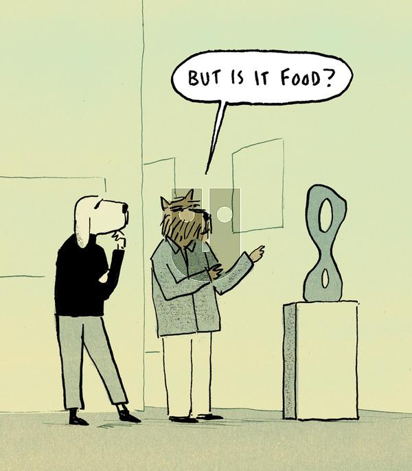 Berger & Wyse on Thursday April 12, 2018 Comic Strip