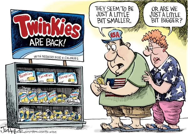 Joe Heller for Jul 19, 2013 Comic Strip