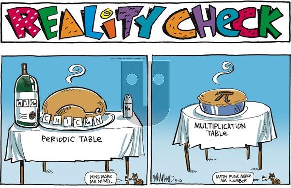 Reality Check on Sunday May 16, 2021 Comic Strip