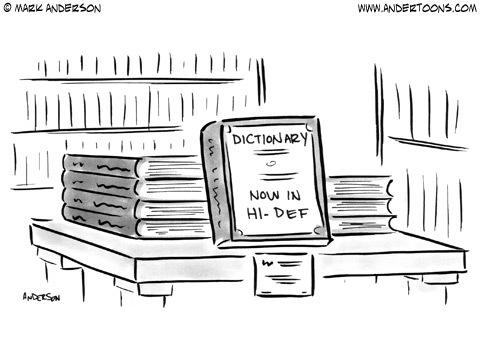 Andertoons Comic Strip for December 24, 2013
