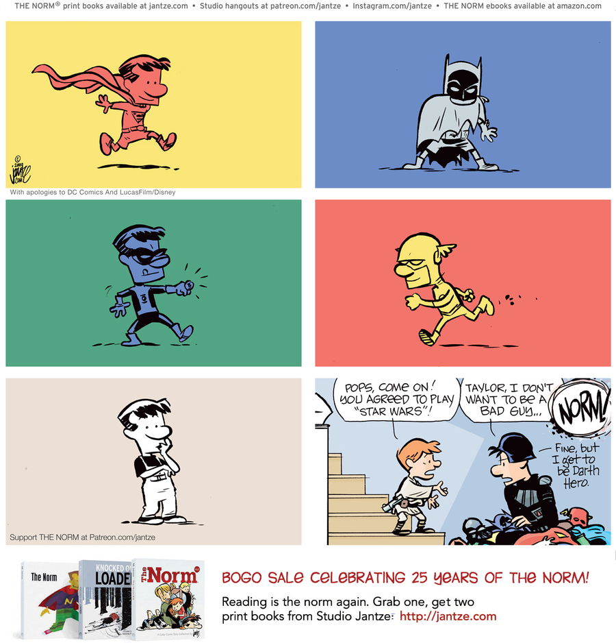 The Norm Classics Comic Strip for May 14, 2021