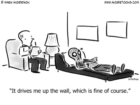Andertoons Comic Strip for December 16, 2013