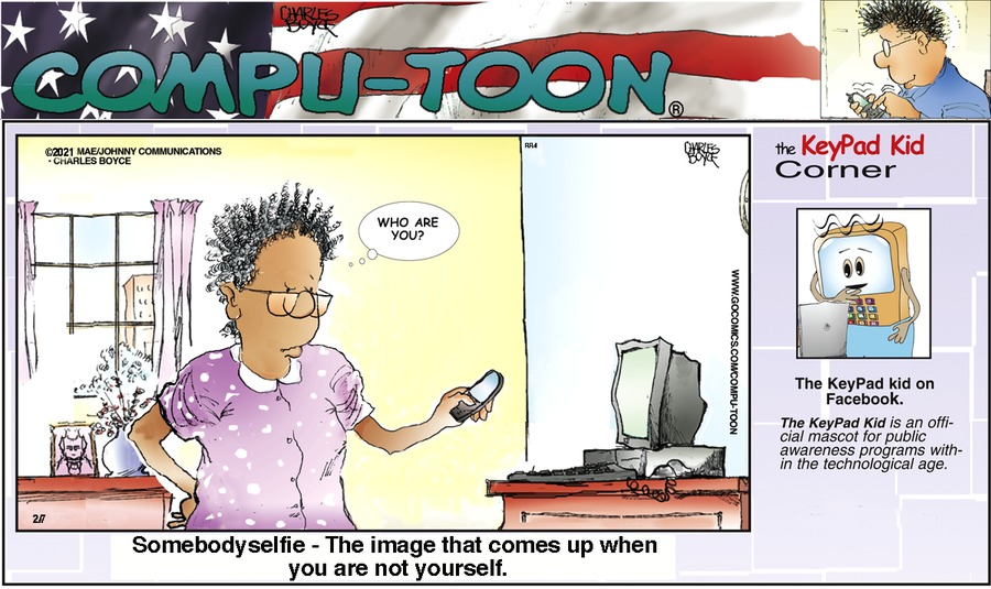 Compu-toon by Charles Boyce on Sun, 07 Feb 2021