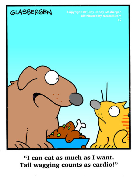 Thin Lines Comic Strip for May 20, 2013